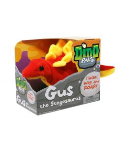 Gus the Stegosaurus Animatronic Dino Pal