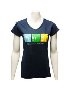 Ladies Junior THINK T-Shirt