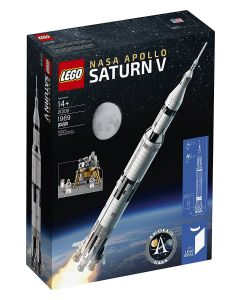 LEGO NASA Apollo Saturn V Kit