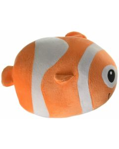 Lil' Huggy Plush Clown Fish