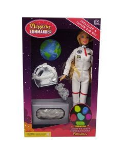 Mission Commander ''Lunar Dig'' Doll