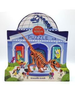 Day At The Museum Dinosaurs Puzzle