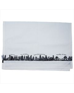NYC Skyline Dish Towel