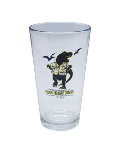 Old Guys Rule Pint Glass