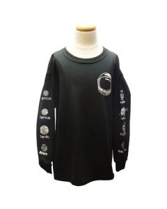 Youth Long Sleeve Planets T-Shirt
