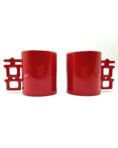 Double Happiness Mug Set