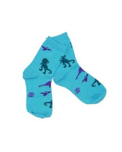Youth Land of Dinosaurs Crew Socks
