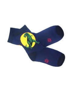 Youth T.Rex Crew Socks
