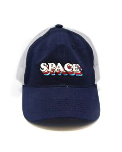 Retro ''Space'' Ball Cap