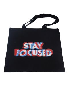Stay Focused Tote Bag