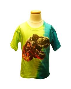 Youth T-Rex Tie-Dye T-Shirt