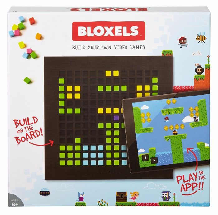 Bloxels Build Your Own Video Game Amnh Shop