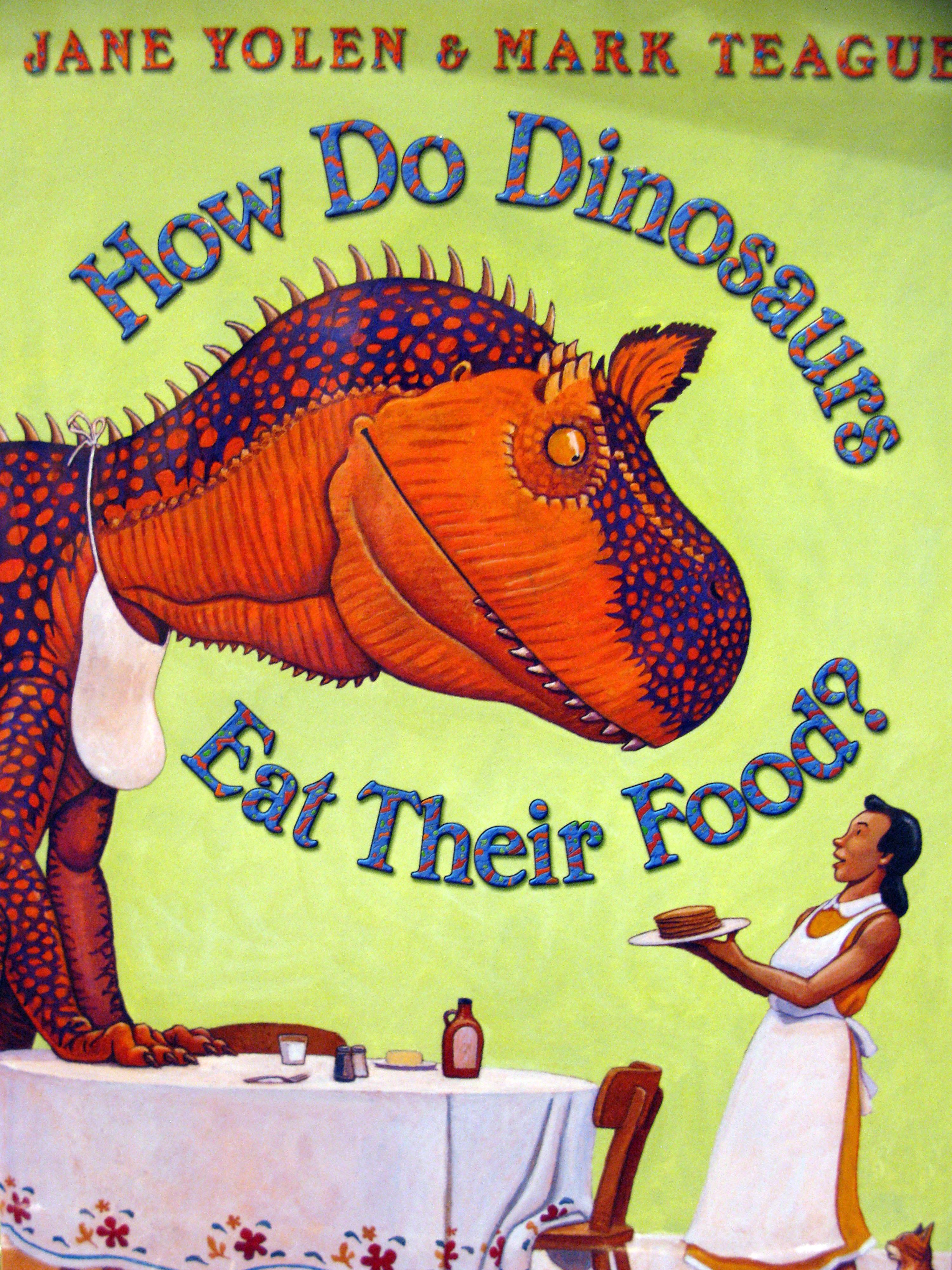 AMNH Shop | How Do Dinosaurs Eat Their Food?