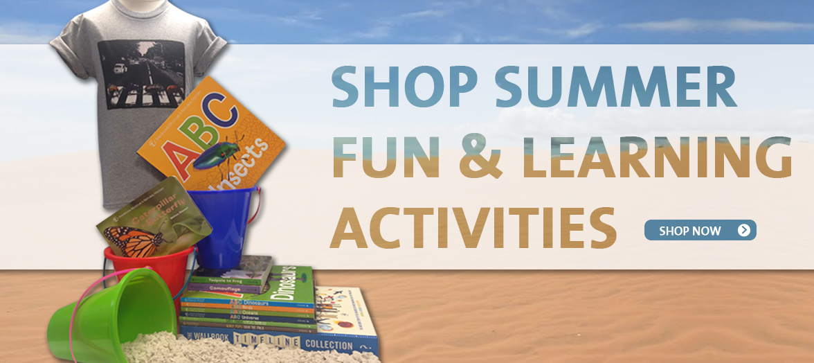 Shop Summer Learning Activities